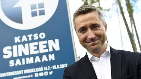 Harri Tuomaala siirtyy ABC:lle Suomen Asuntomessujen toimitusjohtajan tehtävästä.