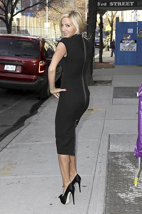 Camille Grammer on mukana Beverly Hillsin täydelliset naiset -sarjassa.