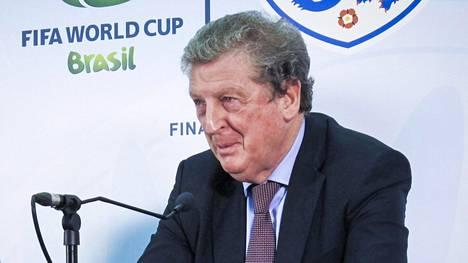 Roy Hodgson on toiminut myös Englannin managerina.