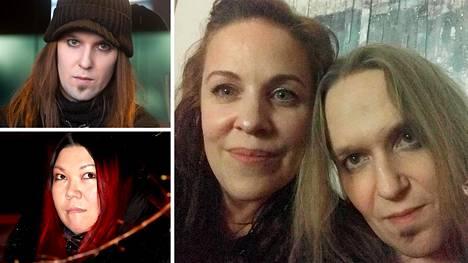 Useat Alexi Laihon hyvin tunteneet ihmiset ovat kertoneet IS:lle kitaristin olleen erityisen läheinen siskonsa Annan kanssa. Entisestä puolisosta Kimberly Gossista nämä taas eivät ole puhuneet.