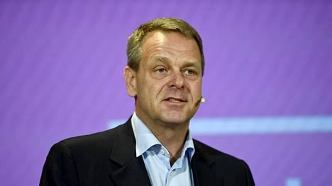 Jan Vapaavuori on Olympiakomitean uusi puheenjohtaja.