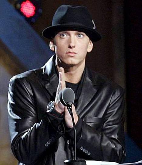 Eminemin ongelmien pitäisi olla takanapäin.