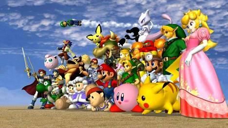 Super Smash Bros. Melee on vuonna 2001 julkaistu tappelupeli GameCube-konsolille. Peli oli yksi konsolin suosituimmista. Meleellä on yhä aktiivinen kilpapuoli, joskin pelisarjan uusin osa Ultimate (2018) on vienyt pääosan huomiosta.