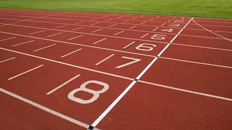 Mutukun ennätys 400 metrillä oli 46,67. Kuvituskuva.