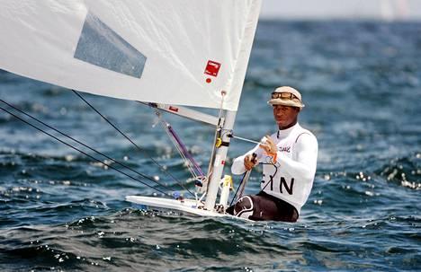 Pierre Collura oli 30:s miesten Laser-luokan purjehduksessa Pekingin olympialaisissa vuonna 2008.