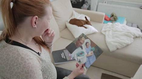 Kaksosvauvojen menetys varjostaa Anniinan ja Samin uutta odotusta