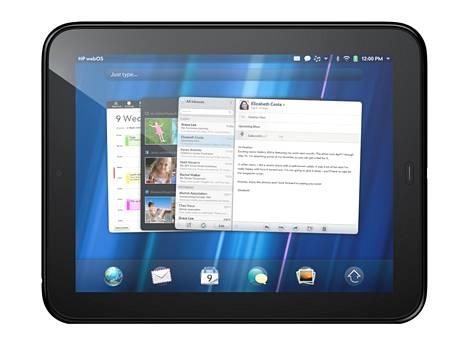 HP:n valikoimassa on valtava määrä tabletteja, mutta vain pari Android-puhelinta.
