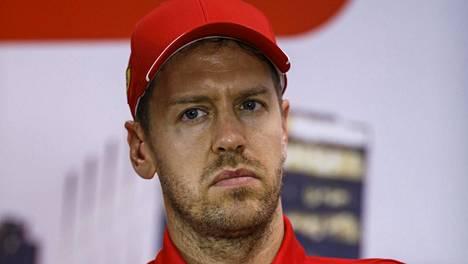 Sebastian Vettel tunnettiin nuoremmalla iällä kujeilina, mutta viime vuosina hänet on usein kuvattu vakavana.
