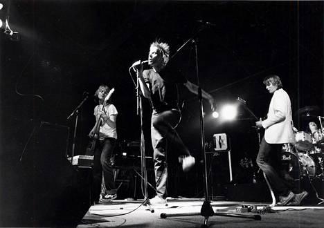 Hassisen Kone Roskildessa vuonna 1982.