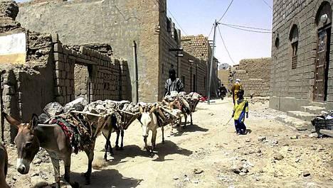 Timbuktu on ikivanha kaupunki.
