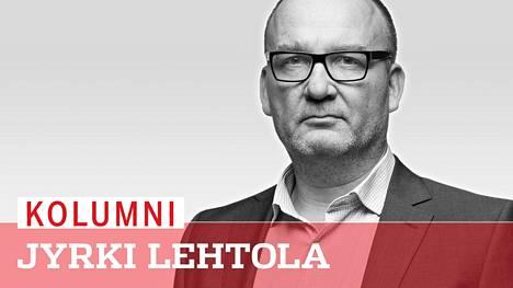Jyrki Lehtola Kolumni