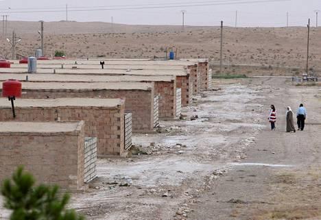 Kahdeksan alle viisivuotiasta lasta on menehtynyt viiden päivän sisällä Syyriassa sijaitsevalla al-Holin leirillä.