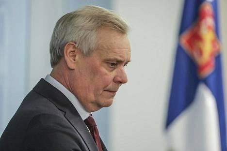 Antti Rinne erosi pääministerin paikalta tällä viikolla. Nyt Sdp:n puoluehallitus esittää häntä hallitustunnustelijaksi.