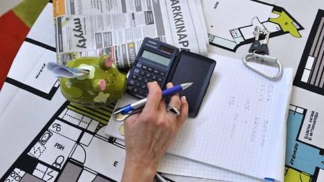 Suomen yleisin asuntolainakorko 12 kuukauden euribor kääntyy nousuun ensi keväänä, Nordea ennustaa.