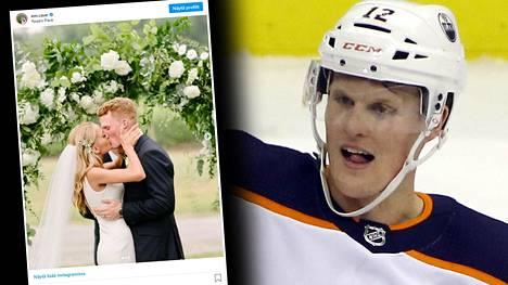 Colby Cave pelasi NHL:ssä neljällä kaudella. Hän kuoli vuonna 2020 vain 25-vuotiaana.