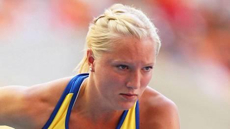 Moa Hjelmer on kertonut joutuneensa raiskatuksi Helsingissä Suomi-Ruotsi maaottelun yhteydessä.