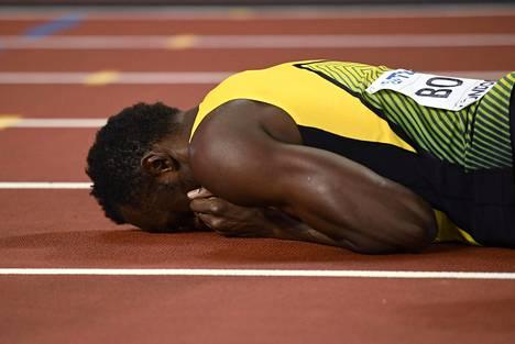 Maailmanmestaruuden karkaaminen oli Boltille sanoinkuvaamaton pettymys.