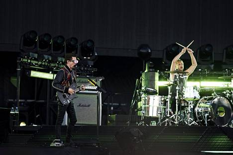 Musen konserteissa suureen rooliin nousevat musiikin lisäksi myös visuaaliset tehosteet. Yhtyeen keikoilla on nähty aiemmin muun muassa tehdasta esittävä lava, jättimäinen lasershow, lentäviä lavasteita ja valtavat määrät pyrotekniikkaa.