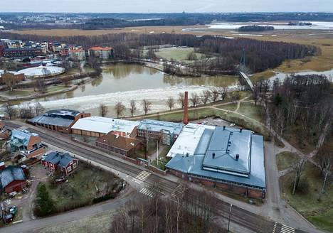 Helsinki XR Center sijaitsee Metropolian Arabian kampuksen yhteydessä.