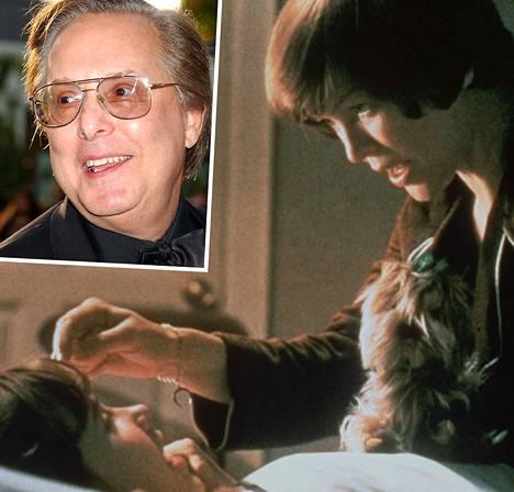 Ellen Burstyn esitti Manaaja-elokuvassa paholaisen riivaaman pikkutytön äitiä. William Friedkin ei ollut tyytyväinen väkivaltaiseen kohtaukseen, ja Burstyn sai uusinnan seurauksena elinikäisen vaurion alaselkäänsä.
