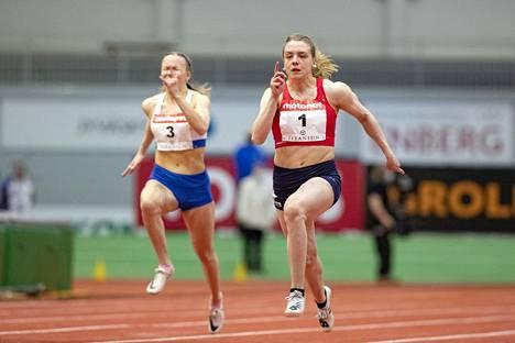 Jos Lotta Kemppinen saa kesän kisoissa suotuisat olot taakseen, jopa Helinä Marjamaan 37 vuotta vanha Suomen ennätys voi olla uhattuna.