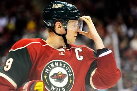 Mikko Koivu oli vuosia Suomen seuratuimpia NHL-tähtiä. Varsinainen maali- tai pistelinko hän ei kuitenkaan ollut.