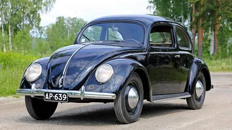 Kupla säilyi – toisin kuin moni muu suuriin valmistusmääriin yltänyt automalli – koko valmistushistoriansa ajan koppakuoriaisen näköisenä ja takamoottorisena.