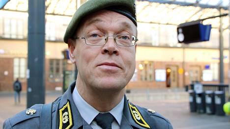 Särkiö on toiminut Puolustusvoimien kenttäpiispana vuodesta 2012 lähtien.