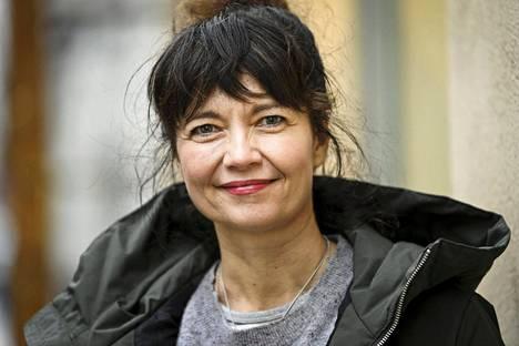 Ellun Kanat -viestintätoimiston perustaja, hallituksen jäsen Kirsi Piha Helsingissä 16. joulukuuta 2020.