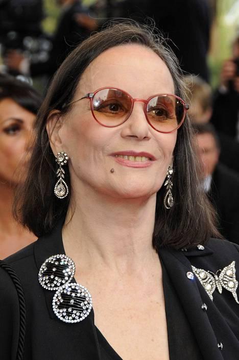 ... ja tältä näyttelijätär näytti vuonna 2009.