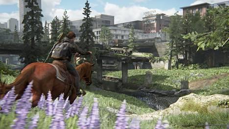 The Last of Us Part II on kriitikoiden rakastama jättihitti, jossa seurataan Ellien ja Joelin matkaa sini-infektion murentamassa Yhdysvalloissa.