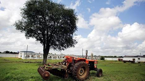 Sambian maataloustuotteet menevät pääosin sen omille markkinoille. Kuvituskuva.