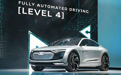 Audi Alaine.