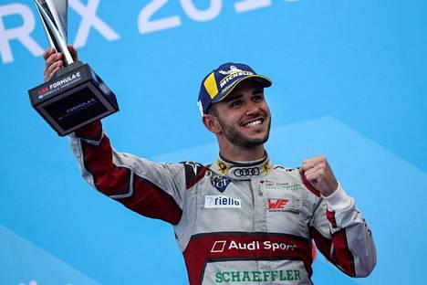 Daniel Abt ei enää juhli Audin väreissä.