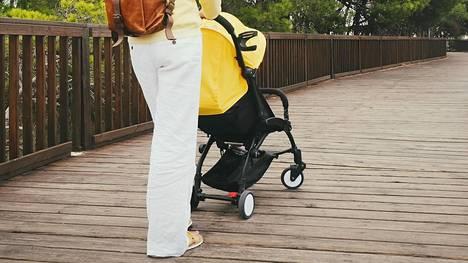 Yhteys havaitaan lapsilla, joiden äidit potevat masennusta lasten ollessa kahden kuukauden ikäisiä.