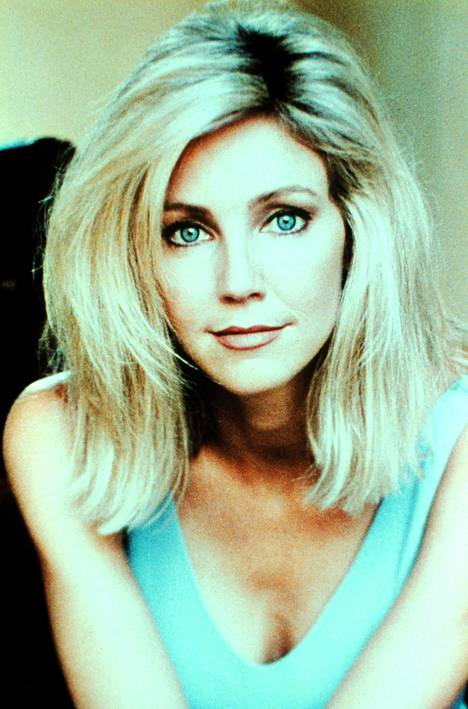 Heather Locklear Melrose Place -sarjassa.