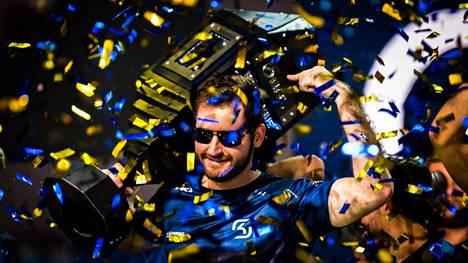 SK Gaming voitti ESL Pro League -finaalit joulukuussa 2017 Tanskassa.