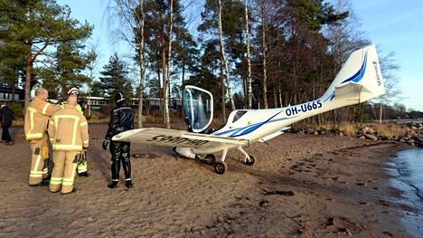 Ultrakevyt lentokone
