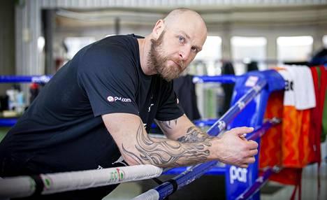 Maarianhaminassa harjoitteleva Robert Helenius olisi ollut valmis kohtaamaan maailmanmestari Tyson Furyn.