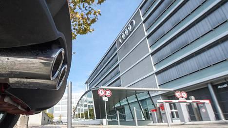 Audin pääkonttori sijaitsee Ingolstadtissa Saksassa.