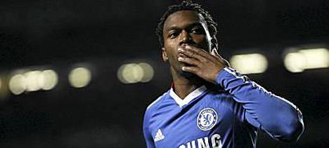 Daniel Sturridge oli yksi Chelsean onnistuja.