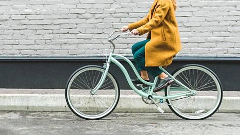 Pyöräily kehittää kestävyyttä sekä alaraajojen lihasvoimaa, mutta vaikuttaa terveyteen myös paljon kokonaisvaltaisemmin.