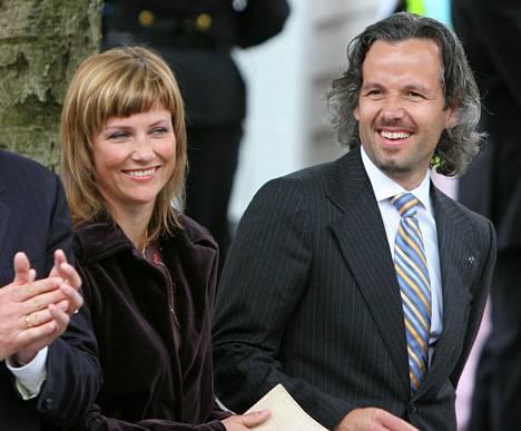 Prinsessa Märtha Louise ja Ari Behn vuonna 2007.