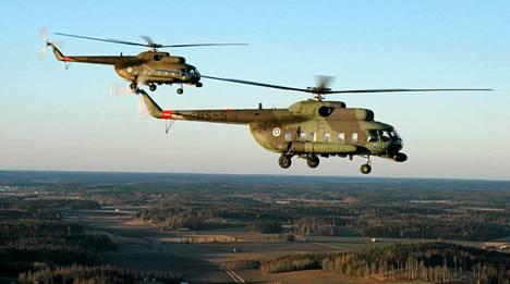 Siperiassa kadonnut kone on venäläisvalmisteinen Mi-8-kuljetushelikopteri, joita myös Suomen Puolustusvoimat on käyttänyt.