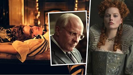 Jotkut Oscar-ehdokkaat ovat vasta tulossa elokuvateattereihin Suomessa.