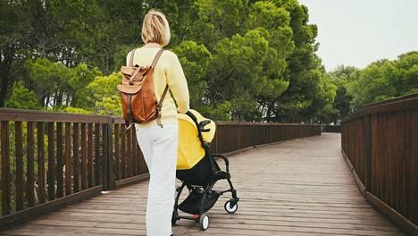 Tutkimuksen mukaan jälkeläisen riski sairastua masennukseen kasvoi, jos äiti poti masennusta raskauden aikana tai pikkuvauvavaiheessa.
