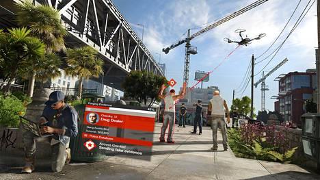 Ubisoftin ilmaiseksi lupaaman Watch Dogs 2 -pelin lataajat ruuhkauttivat sunnuntaina peliyhtiön Uplay-kaupan.