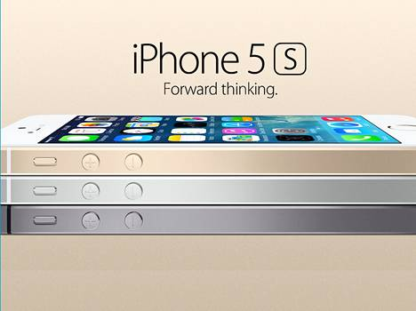 Kulta vetää kultaa. Applen kullanvärisen iPhone 5S:n kysyntä vauhditti uutuusälypuhelimien viikonlopun myynnin yli viiden miljardin dollarin vauhtiin.