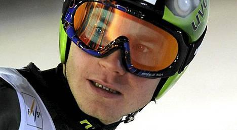 Janne Ryynänen on löytämässä hyppyvireensä hyvällä hetkellä.