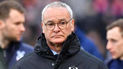 Claudio Ranierille tuli lähtö.